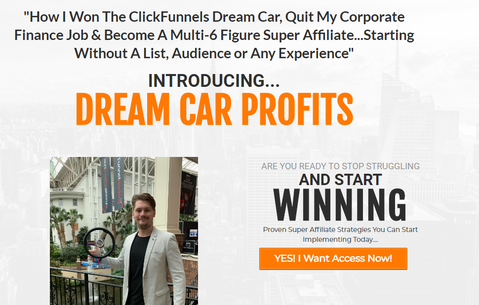 Dream Car Profit
